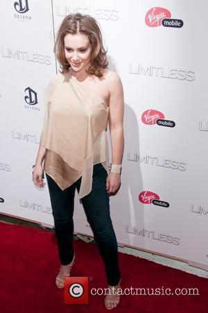 Alyssa Milano  The New York Premiere of 'Limitless' - Inside Arrivals  New York City, USA - 08.03.11