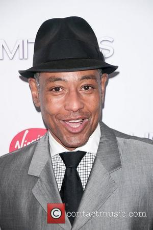 Giancarlo Esposito  The New York Premiere of 'Limitless' - Inside Arrivals  New York City, USA - 08.03.11
