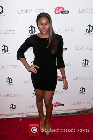 Damaris Lewis  The New York Premiere of 'Limitless' - Inside Arrivals  New York City, USA - 08.03.11
