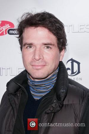 Matthew Settle  The New York Premiere of 'Limitless' - Inside Arrivals  New York City, USA - 08.03.11