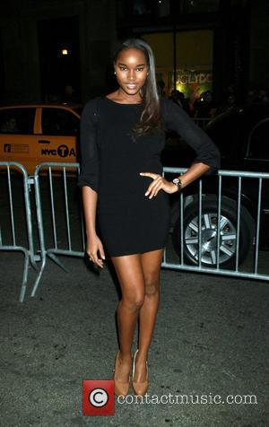 Damaris Lewis  The New York Premiere of 'Limitless' - Outside Arrivals  New York City, USA - 08.03.11