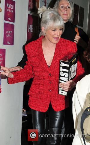 Linda Evans and Wendy Williams
