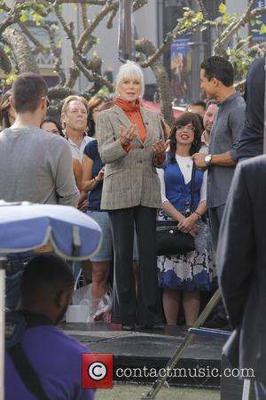 Linda Evans and Mario Lopez