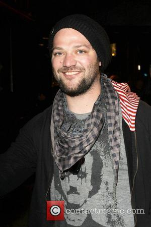 Jackass's, Bam Margera Celebrities attending a live performance by Linda Perry and her band, held at The Roxy Hollywood, California...