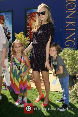 Monet Mazur World Premiere of Disney's The Lion King 3D held at the El Capitan Theatre Hollywood, California - 27.08.11