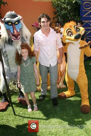 RJ Mitte World Premiere of Disney's The Lion King 3D held at the El Capitan Theatre Hollywood, California - 27.08.11