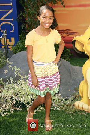 Yara Shahidi  World Premiere of Disney's The Lion King 3D held at the El Capitan Theatre Hollywood, California -...