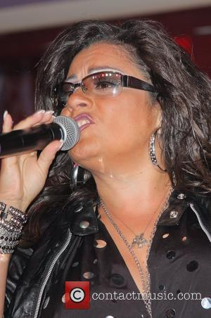 Lisa Lisa performs during the 80's Weekend at the Seminole Casino Coconut Creek Coconut Creek, Florida - 13.08.11
