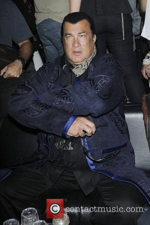 Steven Seagal Hit With Lawsuit Over Reality Show