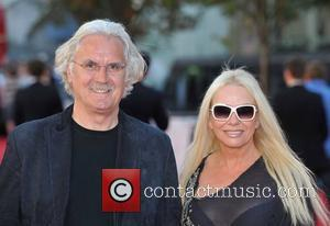 Billy Connolly and Pamela Stephenson UK Premiere of 'George Harrison: Living In The Material World' at BFI Southbank - Arrivals...