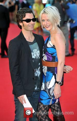 Kelly Jones and guest George Harrison UK film premiere held at the BFI Southbank - Arrivals. London, England - 02.10.11