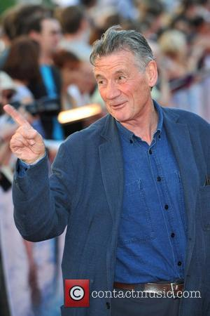 Michael Palin George Harrison UK film premiere held at the BFI Southbank - Arrivals. London, England - 02.10.11