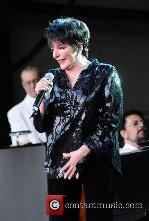Liza Minnelli Picks Up Icon Prize At Silver Clef Awards