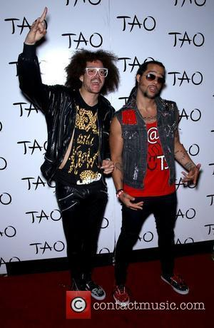 LMFAO host an after concert party at TAO nightclub inside The Venetian Resort and Casino Las Vegas, Nevada - 16.09.11