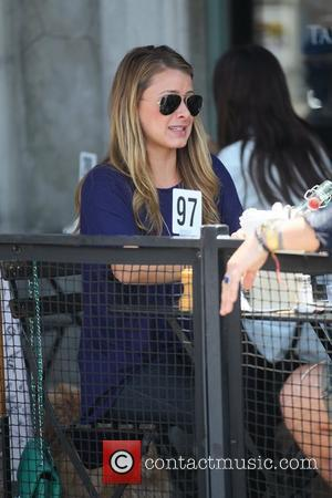 Lo Bosworth having lunch at Joan's on Third in West Hollywood Los Angeles, California - 12.08.11