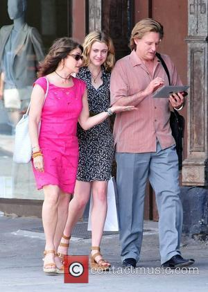 Debra Winger, Bill Pullman and Greta Gerwig
