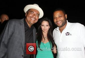 George Lopez, Cindy Vela, Anthony Anderson,  The Lopez Foundation celebrates 4th of July with fireworks and a salute to...