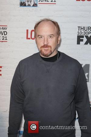 Louis C.K.  FX Networks proudly presents Louie season 2 premiere screening at Carolines on Broadway  New York City,...