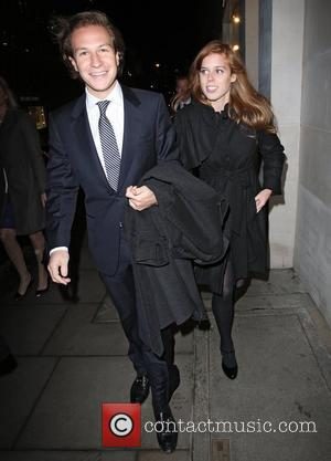 Dave Clark, Bond, Elton John, Louis Vuitton and Princess Beatrice