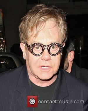 Elton John, Bond and Louis Vuitton