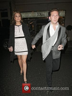Holly Valance, Bond, Elton John and Louis Vuitton
