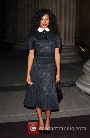 Corinne Bailey Rae Louis Vuitton Art Talk: Grayson Perry, held at The British Museum - Arrivals London, England - 18.10.11