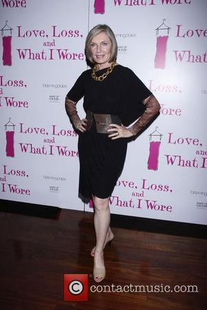 Susan Sullivan attending the party celebrating the new cast of 'Love, Loss, and What I Wore' held at B. Smith's...