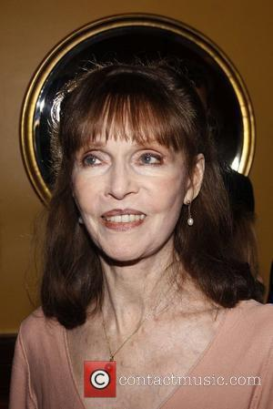 Barbara Feldon The two year anniversary of the Off-Broadway production of 'Love, Loss and What I Wore' held at B....