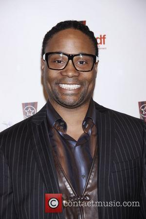 Billy Porter The 26th Annual Lucille Lortel Awards held at NYU Skirball Center - Arrivals New York City, USA -...