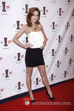 Hilarie Burton The 26th Annual Lucille Lortel Awards held at NYU Skirball Center - Arrivals New York City, USA -...
