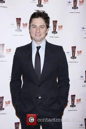 Zach Braff's Not Gay, Despite 'Coming Out' Post