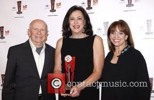 Terrence Mcnally and Valerie Harper