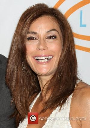 Teri Hatcher  The 11th Annual Lupus LA Orange Ball at the Beverly Wilshire Hotel - Arrivals Los Angeles, California...