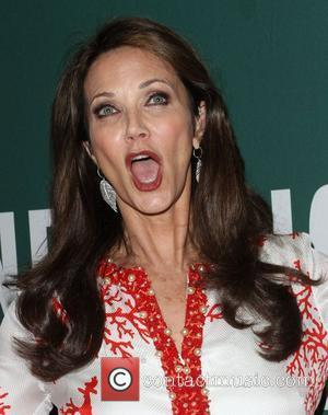 Lynda Carter  attends a special performance and CD signing for 'Crazy Little Things' at Barnes & Noble bookstore at...