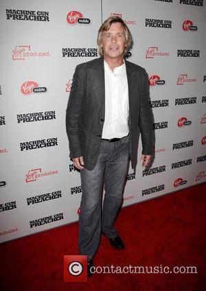 Christopher Atkins Machine Gun Preacher Los Angeles Premiere at Academy of Television Arts & Sciences Beverly Hills, California - 21.09.11