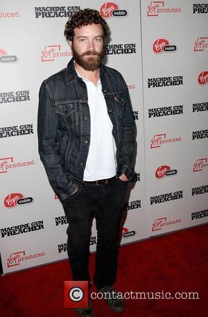 Danny Masterson Machine Gun Preacher Los Angeles Premiere at Academy of Television Arts & Sciences Beverly Hills, California - 21.09.11
