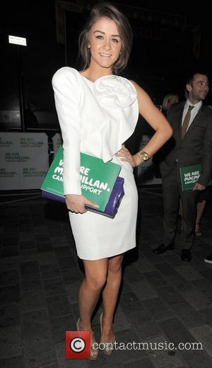 Brooke Vincent Macmillan Centenary Gala, held at the London Palladium London, England - 28.11.11
