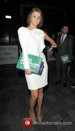 Brooke Vincent Macmillan Centenary Gala, held at the London Palladium London, England - 28.11.11