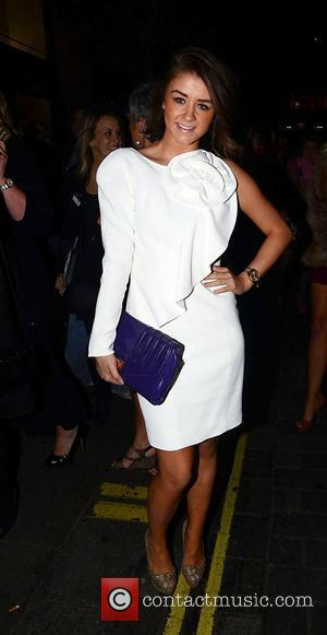 Brooke Vincent and London Palladium