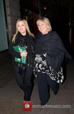 Jo Joyner  Macmillan Centenary Gala, held at the London Palladium - outside London, England - 28.11.11