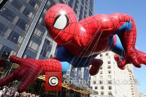Spider Man and Macy's