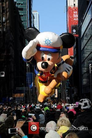 Mickey Mouse and Macy's