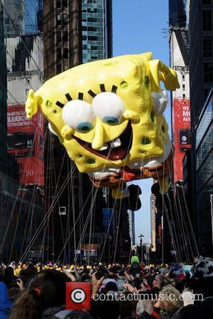 Spongebob Squarepants and Macy's