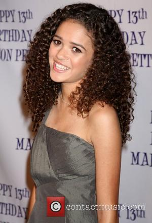 Madison Pettis Madison Pettis's 13th birthday party at Eden - Arrivals Los Angeles, California, USA - 31.07.11