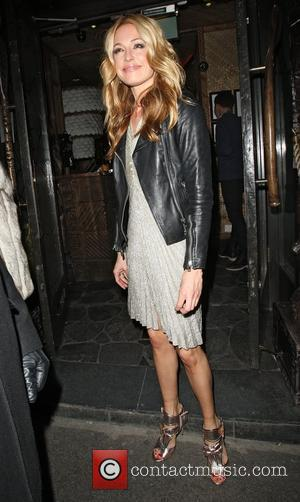Cat Deeley and Mahiki Club