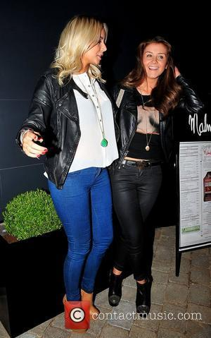 Sacha Parkinson and Brooke Vincent Relaunch celebration for the Malmaison Hotel - Arrivals Liverpool, England - 23.09.11