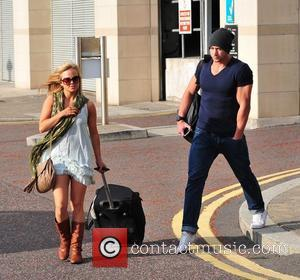 Tina O'Brien arriving in Liverpool to attend the relaunch of the Malmaison Hotel Liverpool, England - 23.09.11