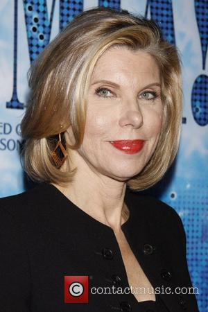 Christine Baranski from the TV show 'The Good Wife'  10th Broadway Anniversary of the musical 'Mamma Mia!' at the...