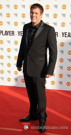 Jamie Lomas Manchester United Annual Player of the Year Awards held at Old Trafford Football Ground - Arrivals  Manchester,...