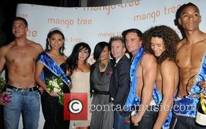 Lacey Turner attending the Ladyboy Prince and Princess Mango Tree Contest at The Mango Tree restaurant London, England - 14.08.11